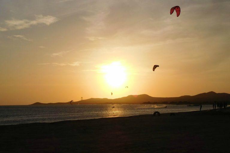 Kitesurfen in La Guajira