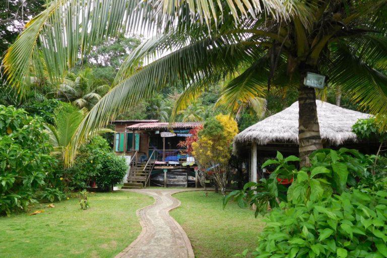 Residencia El Chileno, Sapzurro