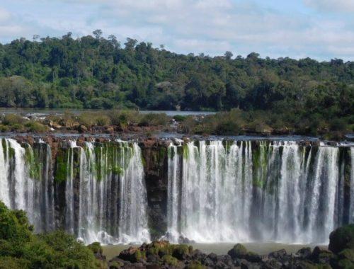 Iguazu watervallen in Argentinië