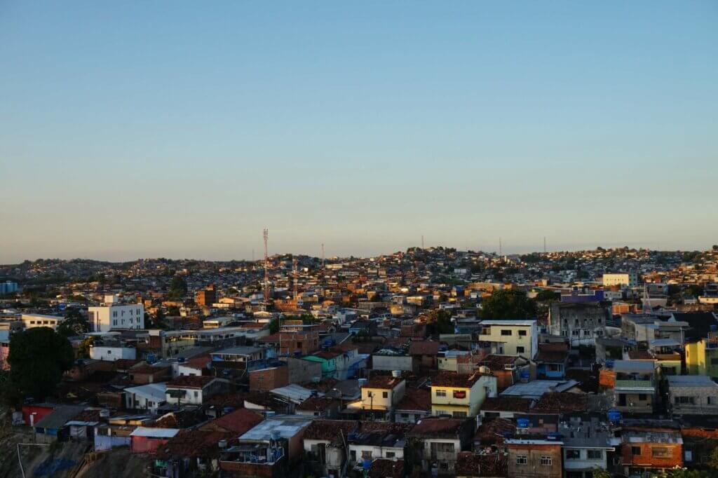 Favela in Recife