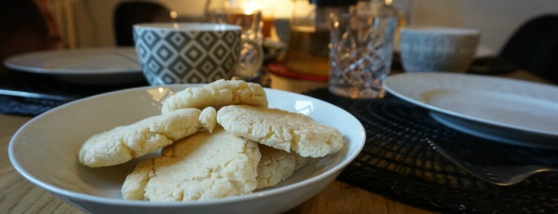 Colombiaans eten: arepas